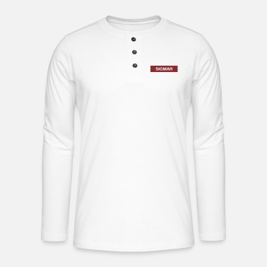 Sigma Sigmar - T-shirt manches longues Henley