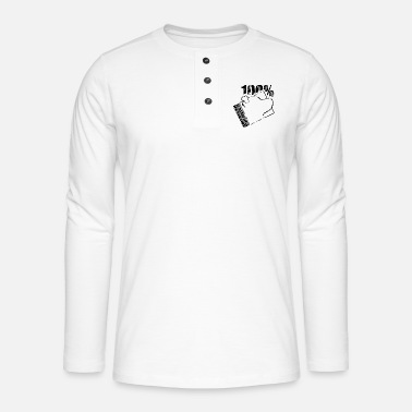 Staffordshire Staffordshire 2100 - Henley long-sleeved shirt
