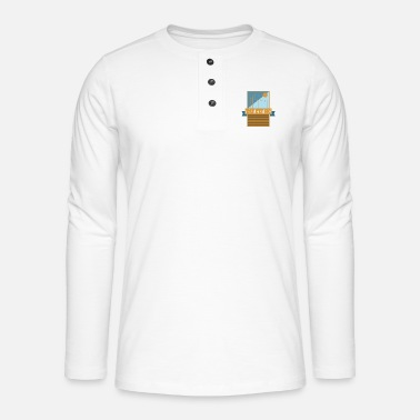 Build Building Building - Henley long-sleeved shirt