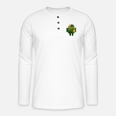 Android Android - Henley long-sleeved shirt