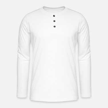 Person Du bist meine Person - Henley Langarmshirt