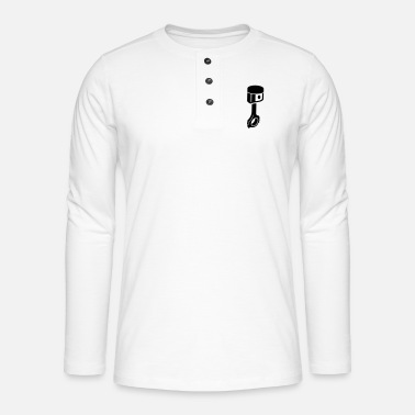 Piston piston - Henley long-sleeved shirt