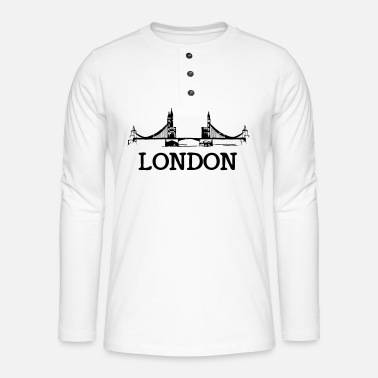London london - Henley long-sleeved shirt