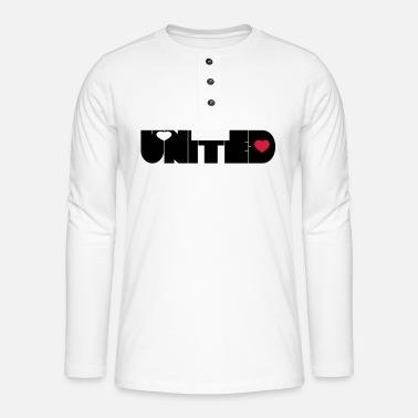 United UNITED - Henley long-sleeved shirt