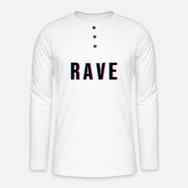 Rave RAVE rave - T-shirt manches longues Henley