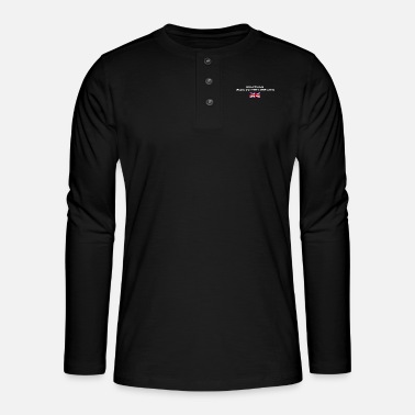 Steal Don't Steal - Henley long-sleeved shirt
