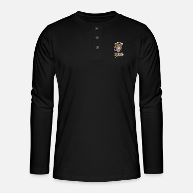 Bachelor Party I'm Getting Married The Others Get Drunk Motive - Henley long-sleeved shirt