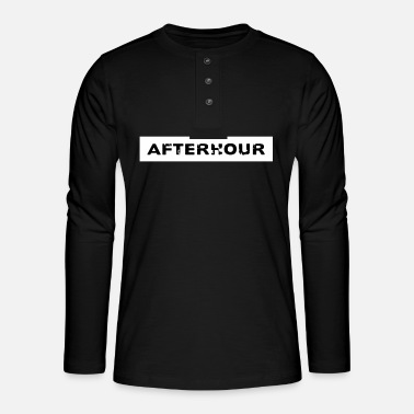 Minimum After hour - Henley long-sleeved shirt