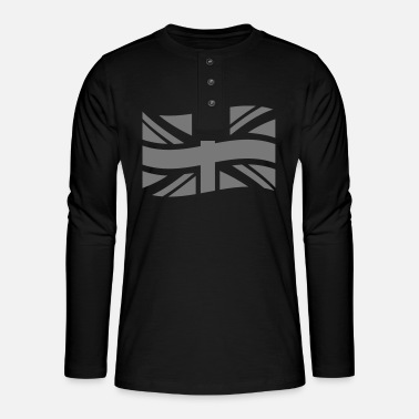 Uk UK - Henley long-sleeved shirt