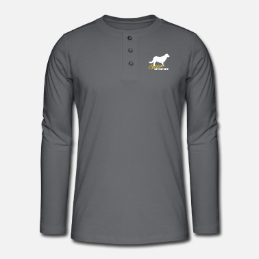 Golden Retriever Golden retriever - Golden retriever - Henley long-sleeved shirt