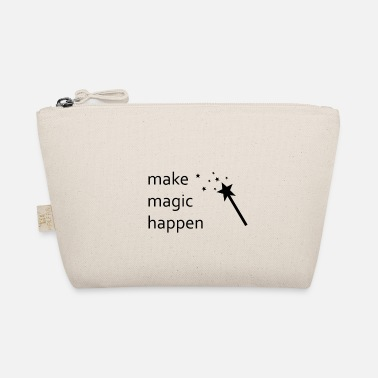 make magic happen - Täschchen