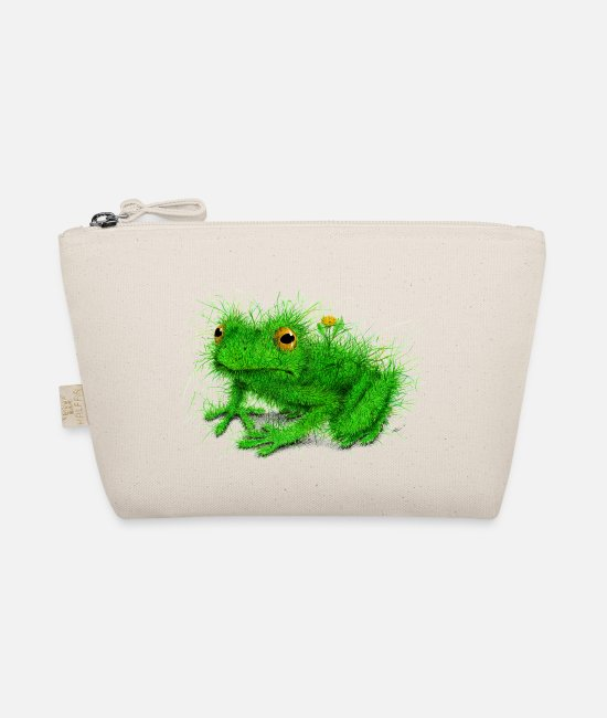 Frogs Bags & Backpacks - Grass Frog - The Wee Pouch nature