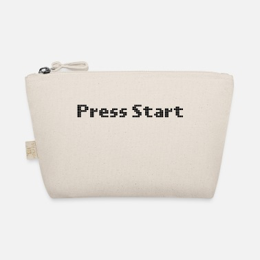 Starts press start - Tasje