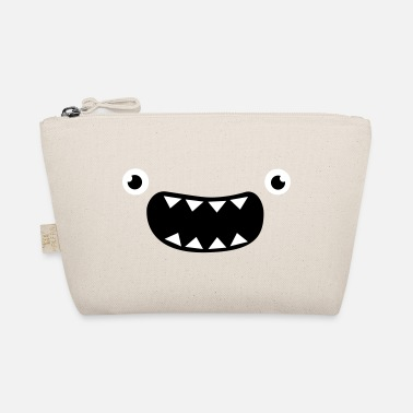 Funny Monster Face - The Wee Pouch