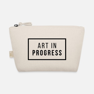 Art in Progress - The Wee Pouch