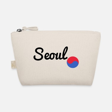 Girlfriend Seoul black - The Wee Pouch