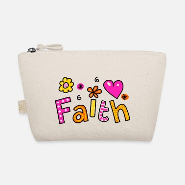 Whimsical Whimsical Faith Word - The Wee Pouch