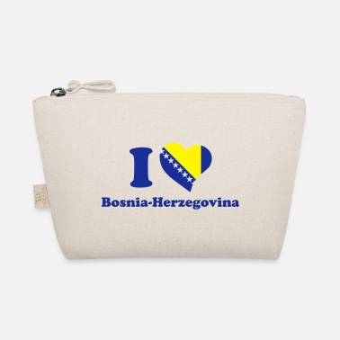 Bosnien I love Bosnia and Herzegovina - The Wee Pouch