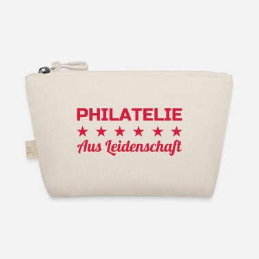 Philatelist Philatéliste Stamp Philatelie Philatelist Stempel - The Wee Pouch