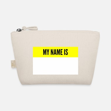 My Name Is Awesome Mi chiamo My name is name tag - Borsetta