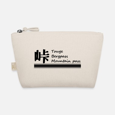 Touge Touge text - The Wee Pouch