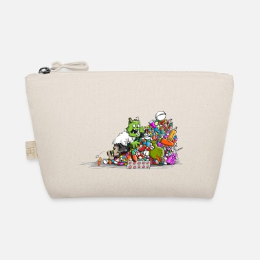 Zombie tablet - The Wee Pouch