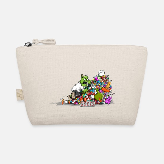 Zombie Apocalypse Bags & Backpacks - Zombie tablet - The Wee Pouch nature