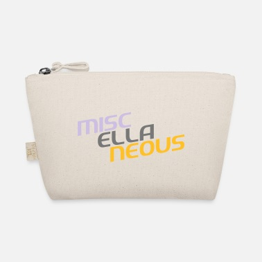 Miscellaneous miscellaneous english gift slogan colored motive - The Wee Pouch