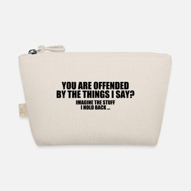 Provocation Provocative: You Are Offended? - The Wee Pouch