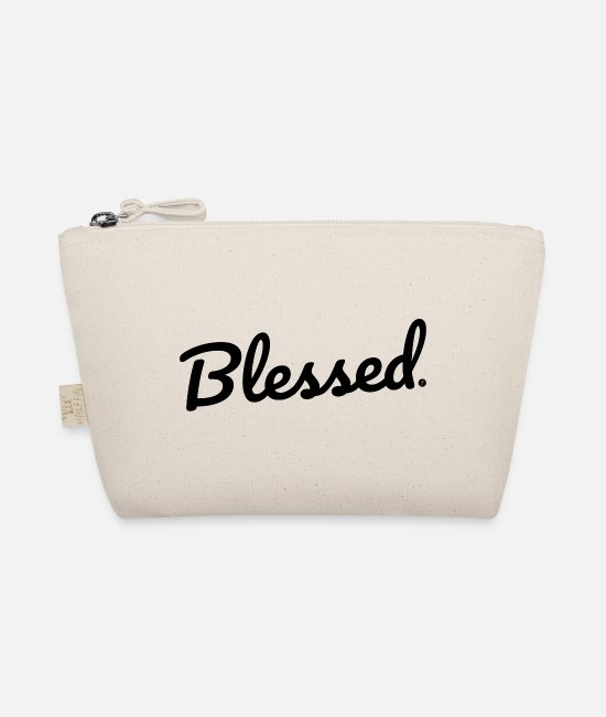 Religious Bags & Backpacks - Blessed Design by JT4Christ - The Wee Pouch nature