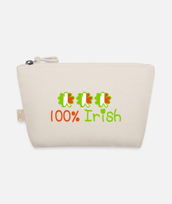 I Want To Marry Irish I Want To Have A Irish Girlfriend Irish Boyfriend Irish Husband Irish Wife Iri Bags & Backpacks - ♥ټ☘Kiss Me I'm 100% Irish-Irish Rule☘ټ♥ - The Wee Pouch nature