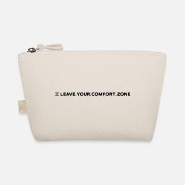 LEAVE.YOUR.COMFORT.ZONE Streetwear Home - Täschchen