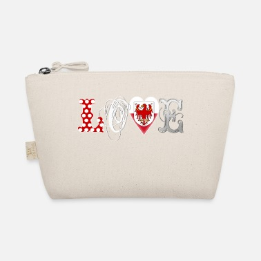 Countires Love Suedtirol White - The Wee Pouch