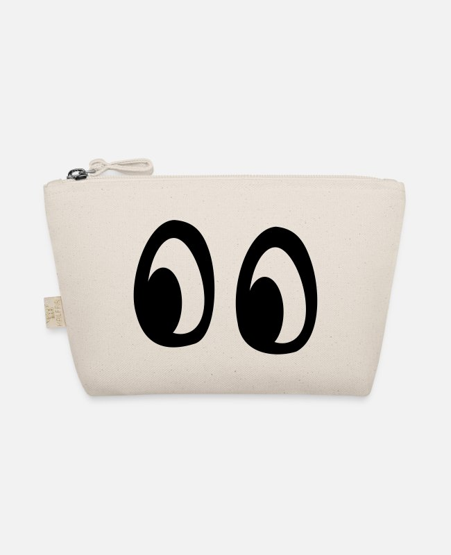Comic Style Bags & Backpacks - Big eyes - The Wee Pouch nature