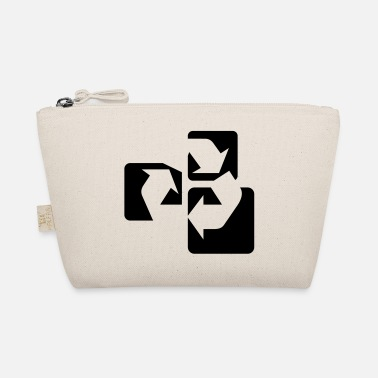 Symbol Recyle Symbol / Symbol Recycling - The Wee Pouch