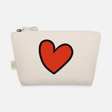 Crook crooked heart - The Wee Pouch