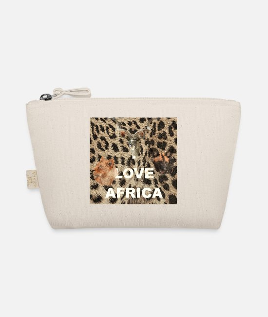 Wild Bags & Backpacks - I love africa animals, wildlife - The Wee Pouch nature