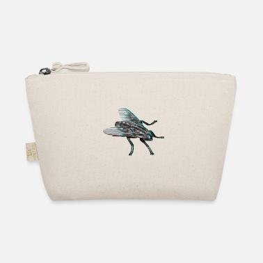 Fly-insect Fly - insect - funny - digital - The Wee Pouch