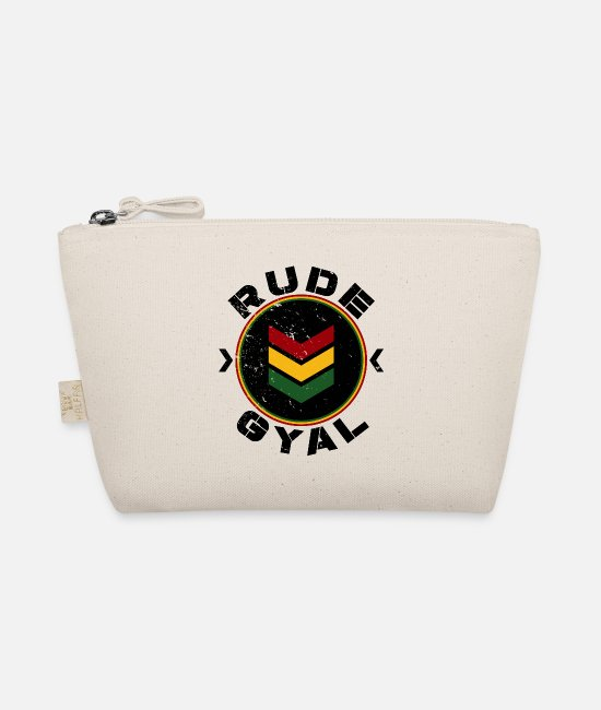 Rastafari Bags & Backpacks - Rude Gyal - The Wee Pouch nature
