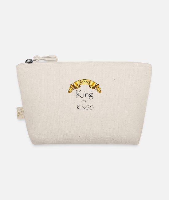 King Bags & Backpacks - Jesus King of Kings - The Wee Pouch nature