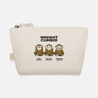 Sight Seeing On Sight climber - three wise monkeys - The Wee Pouch