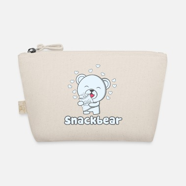 Snack Snack bear / snack bear with heart - The Wee Pouch