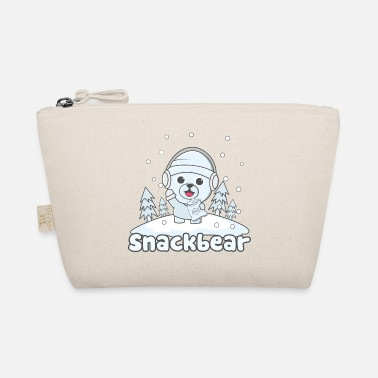 Snack Snack bear / snack bear in the snow - The Wee Pouch