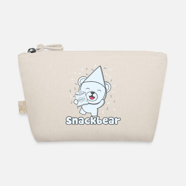 Snack Snack bear / snack bear with hat - The Wee Pouch