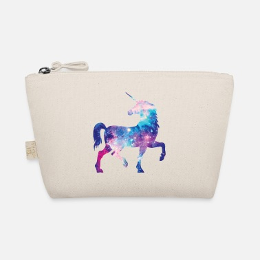 Unicorn with constellation design - The Wee Pouch
