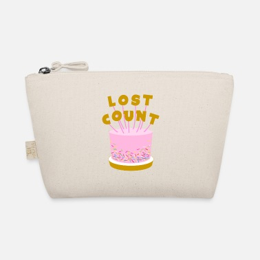 Birthday Lost Count Birthday Cake - The Wee Pouch