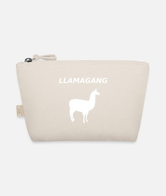 Dromedary Bags & Backpacks - Lama - Gift - The Wee Pouch nature