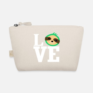 Animal Love Love love sloth animal love animal-loving animal lover - The Wee Pouch