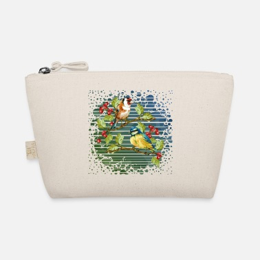 Cool Colorful birds - The Wee Pouch