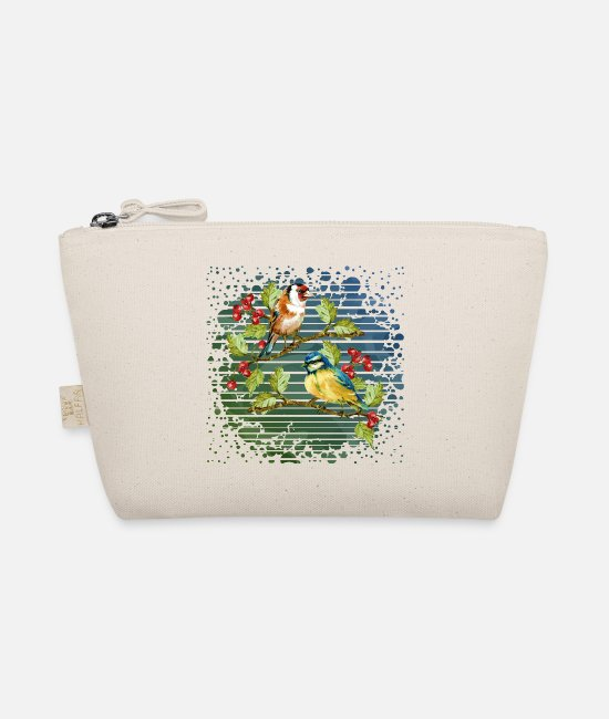 Nature Bags & Backpacks - Colorful birds - The Wee Pouch nature
